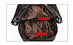 Рюкзак жіночий шкіряний трансформер сумка Hilary Hefan Daishu, фото 8