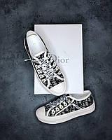 Женские кроссовки Christian Dior  \ Кристиан Диор  \ Жіночі кросівки Крістіан Діор