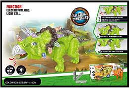 Музыкальное животное динозавр со звуковыми и световыми эффектами, 854A
