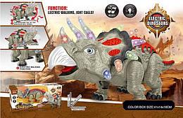Музыкальный динозавр со световыми и звуковыми эффектами, 849A
