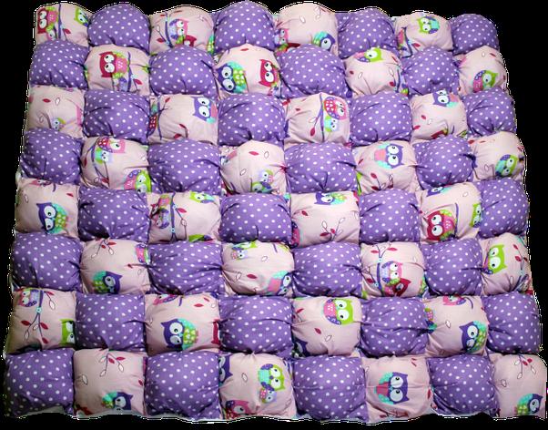 Коврик Хатка Бонбон Фиолетовый, фото 2