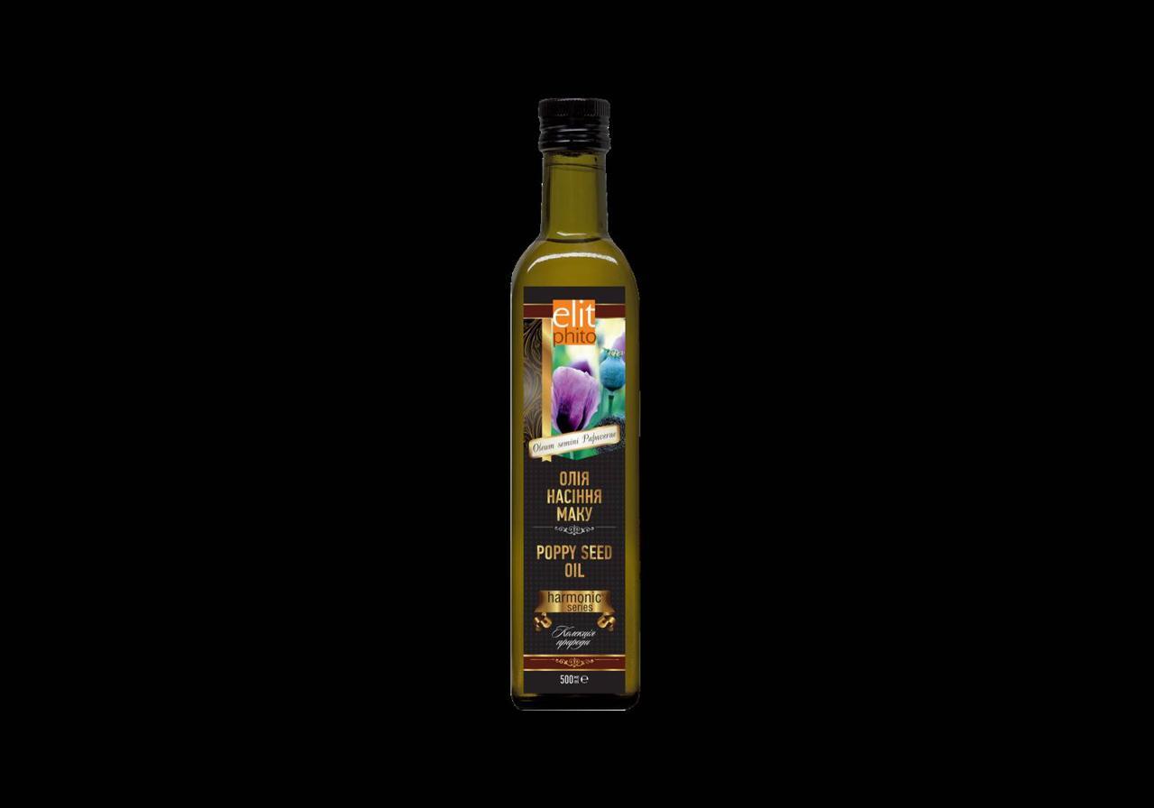 Олія насіння маку Elit Phito 500 мл (hub_Wxrw12364)