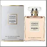 Chanel Coco Mademoiselle Eau De Parfum Intense парфумована вода 100 ml. (Тестер Шанель Мадмуазель Інтенс), фото 3