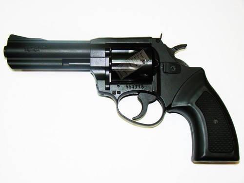 Револьвер под патрон Флобера Kora 4» Black, фото 2