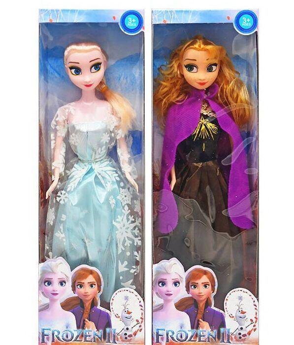 """Лялька Фрозен Ганна і Ельза """"Frozen II"""" 2 види, 1 шт в коробці TT 18"""