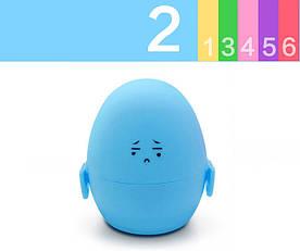 Мастурбатор яйцо, мужской мастурбатор Синее