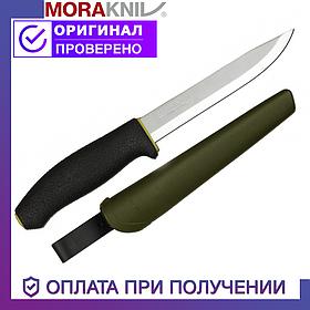 Нож Morakniv с лезвием из нержавеющей стали Моракнайв Allround 748 MG