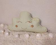 Подушка Салатовое Облачко, фото 1
