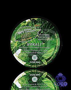 Скраб для тела Wokali Mint Body Scrub