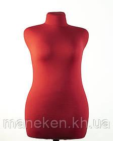Любов (52) в тканини (червоний) для триноги