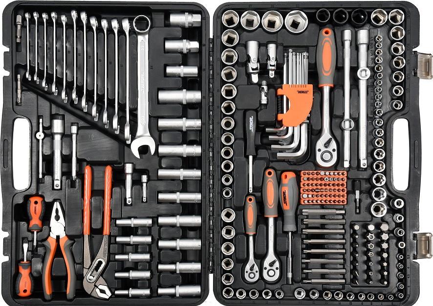 Наборы инструментов STHOR 58693