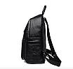 Рюкзак жіночий шкіряний Pretty Hefan Daishu, фото 6