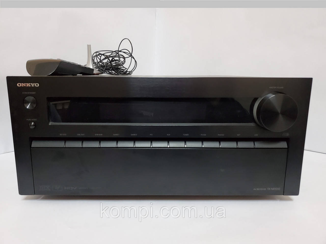 Ресивер 7.2 ONKYO TX-NR1010