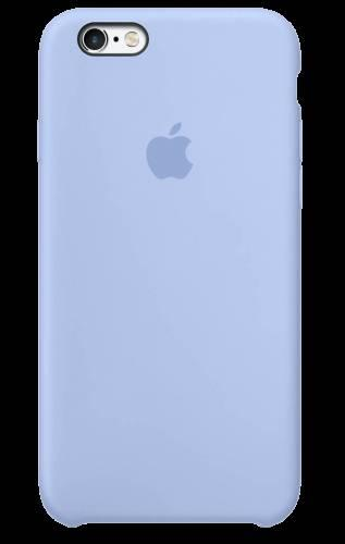 Чехол Apple Silicone Case для iPhone 6 Plus/6s Plus Sky Blue (1703)