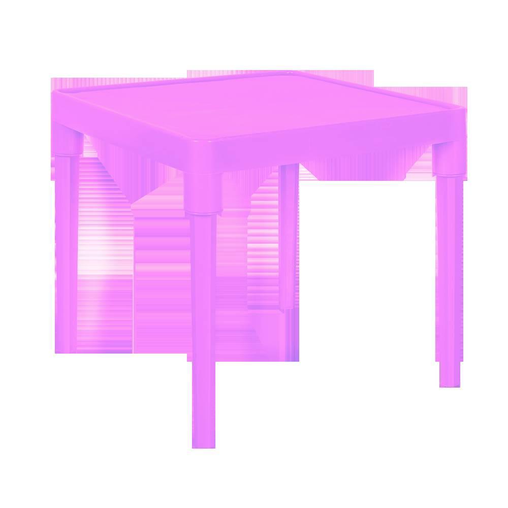 Стіл дитячий Ігровий Рожевий
