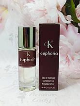 Женский мини парфюм Calvin Klein Euphoria (Келвин Кляйн Эйфория) 40мл