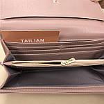 Гаманець жіночий зі штучної шкіри Tailian ( T5512-007), фото 4