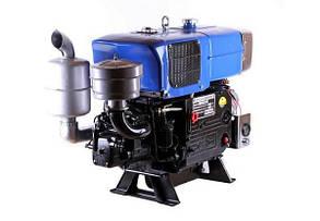 Двигатель  дизельный с водяным охлаждением ZH1110N (21 л.с.) с электростартером