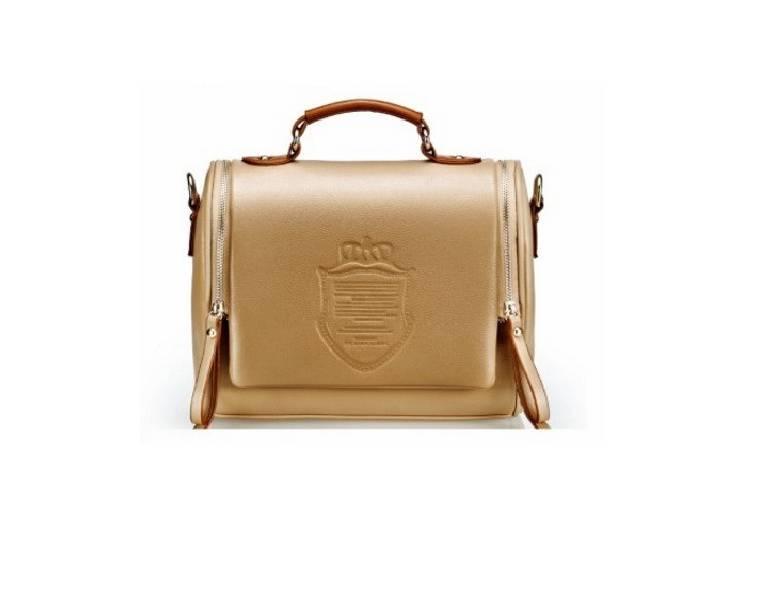 Винтажная женская сумка VAQ00008 Кофейный (tau_krp378_jk00008 кофе)