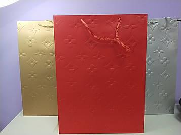 Подарунковий Пакет з малюнком 42 на 31см 1 шт