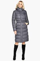 Куртка женская фирменная цвет муссон модель 31052, фото 2