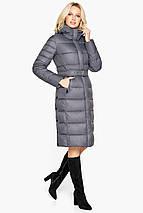 Куртка женская фирменная цвет муссон модель 31052, фото 3