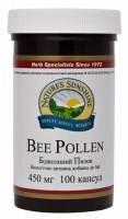 Пчелиная пыльца (Bee Pollen) NSP - поддержка организма. Усилить выносливость.