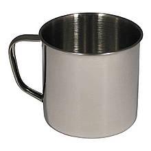 Кружка походная стальная  0,5 л. Max Fuchs 33384