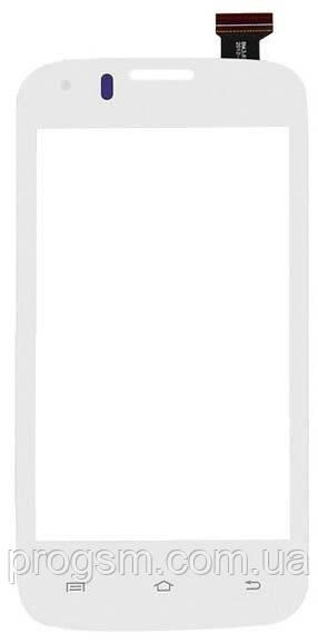 Тачскрін Prestigio MultiPhone 4055 Duo White