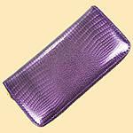 Кошелёк женский лаковый из искусственной кожи на молнии  Shen Duo (8811-1) фиолетовый, фото 4