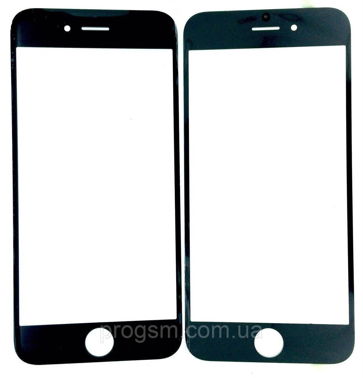 Стекло Дисплея Iphone 6 (4.7) Black (Для Переклейки)