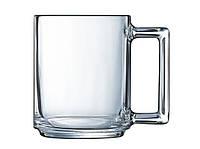 Чашка стеклянная  Luminarc Фитнес 250мл