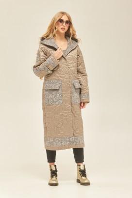 Женское демисезонное пальто ПВ - 176 ТМ Mila Nova