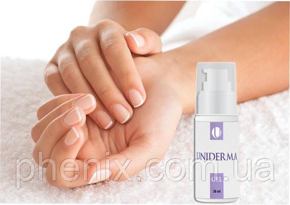 UniDerma (Унидерма) гель от грибка и псориаза (30 мл). Оригинал!
