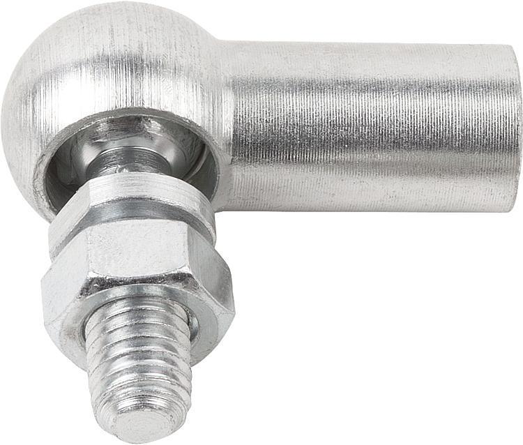 Угловые шарниры DIN 71802, форма C Германия
