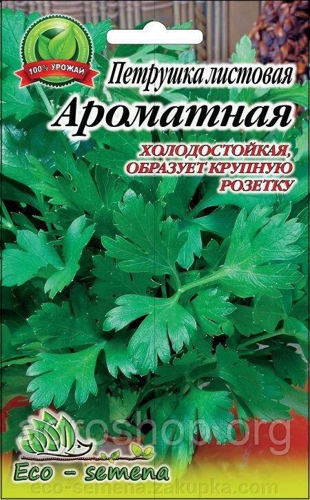 Семена Петрушка листовая Ароматная, 20 г