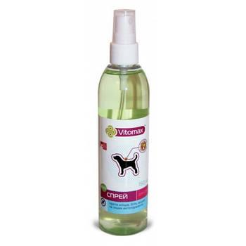 Эко-спрей блох и клещей для собак VITOMAX, 150 мл