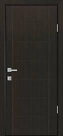 Двері Новий Стиль Ріна глухі Венге New, 900