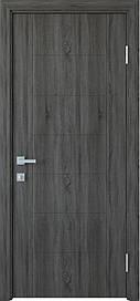Двері Новий Стиль Ріна глухі Grey New, 800