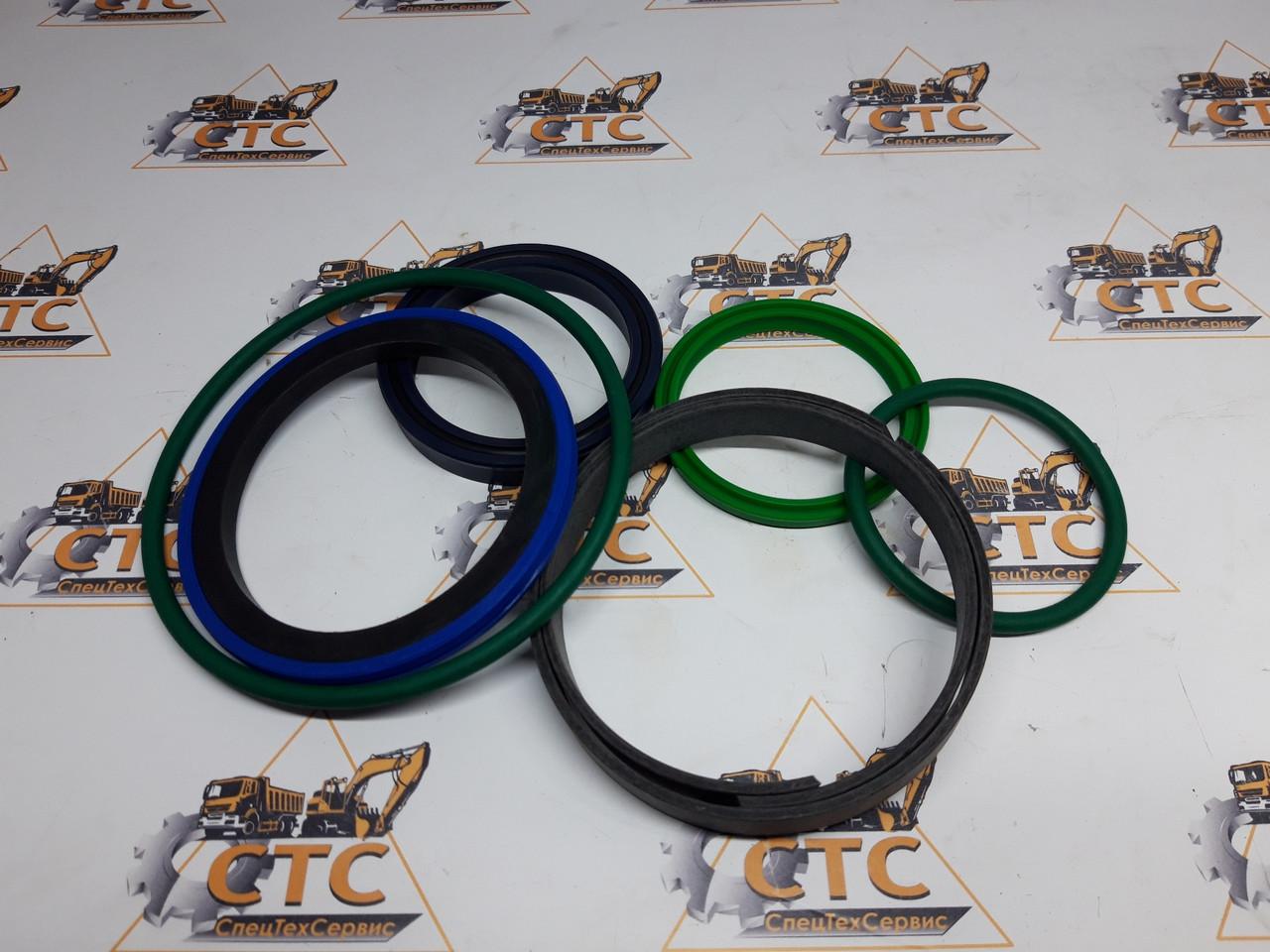Ремкомплект для гидроцилиндра поворота стрелы на JCB 3CX/4CX (991/10142, 991/20039 (60х100)