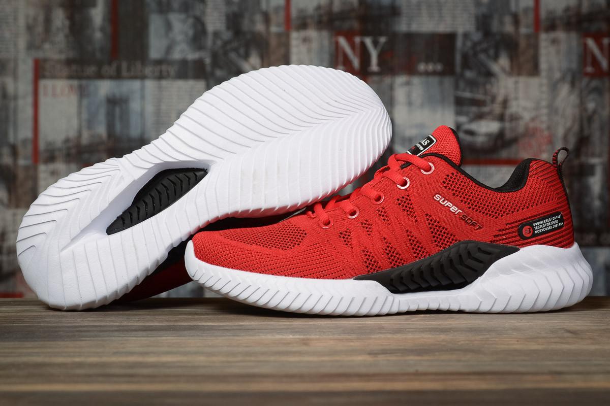 Кросівки чоловічі 10315, BaaS Ploa Running, червоні, [ 44 ] р. 44-28,3 див.