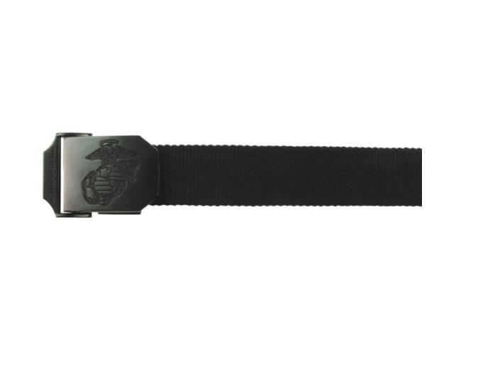 Ремень MFH USMC Black 22505A