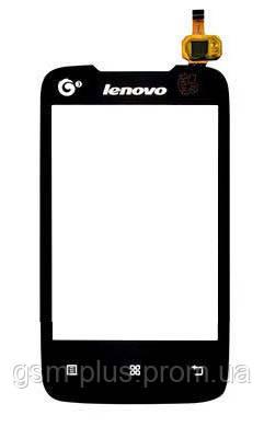 Тачскрин Lenovo A208