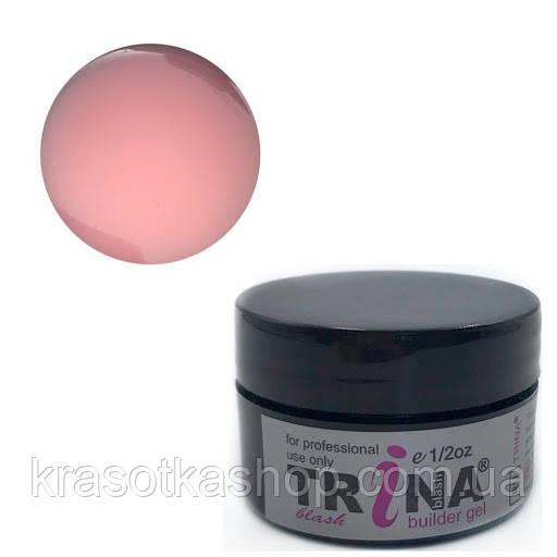 TRINA Гель, що конструює ніжно-рожевий, 14г