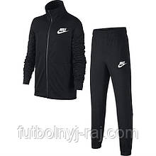 AJ5449-010  Nike Track Polyester Train Suit