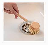 Щітка для миття поверхонь, Щітка для миття посуду, щітка для чищення, фото 3