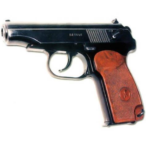 Макет пистолета Макарова ПМ 9мм, фото 2