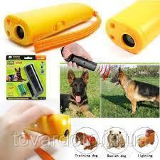 Ультразвуковой отпугиватель от собак UTM AD 100