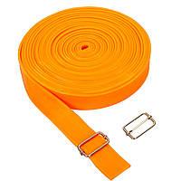 Жгут эластичный спортивный, лента жгут TA-3936-10 (латекс, l-10м, 3смx4,5мм, цвета в ассортименте)