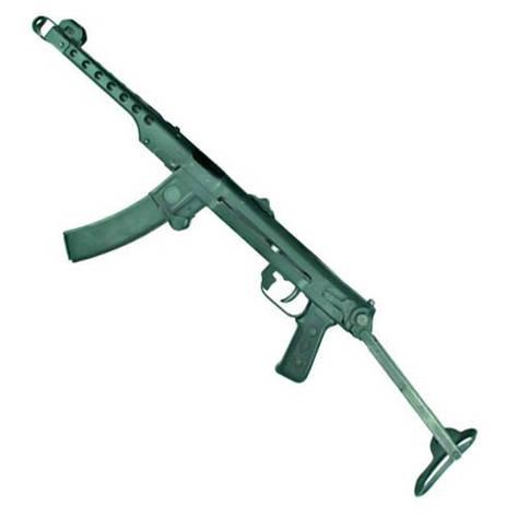 Пистолет-пулемет Судаева ППС, фото 2